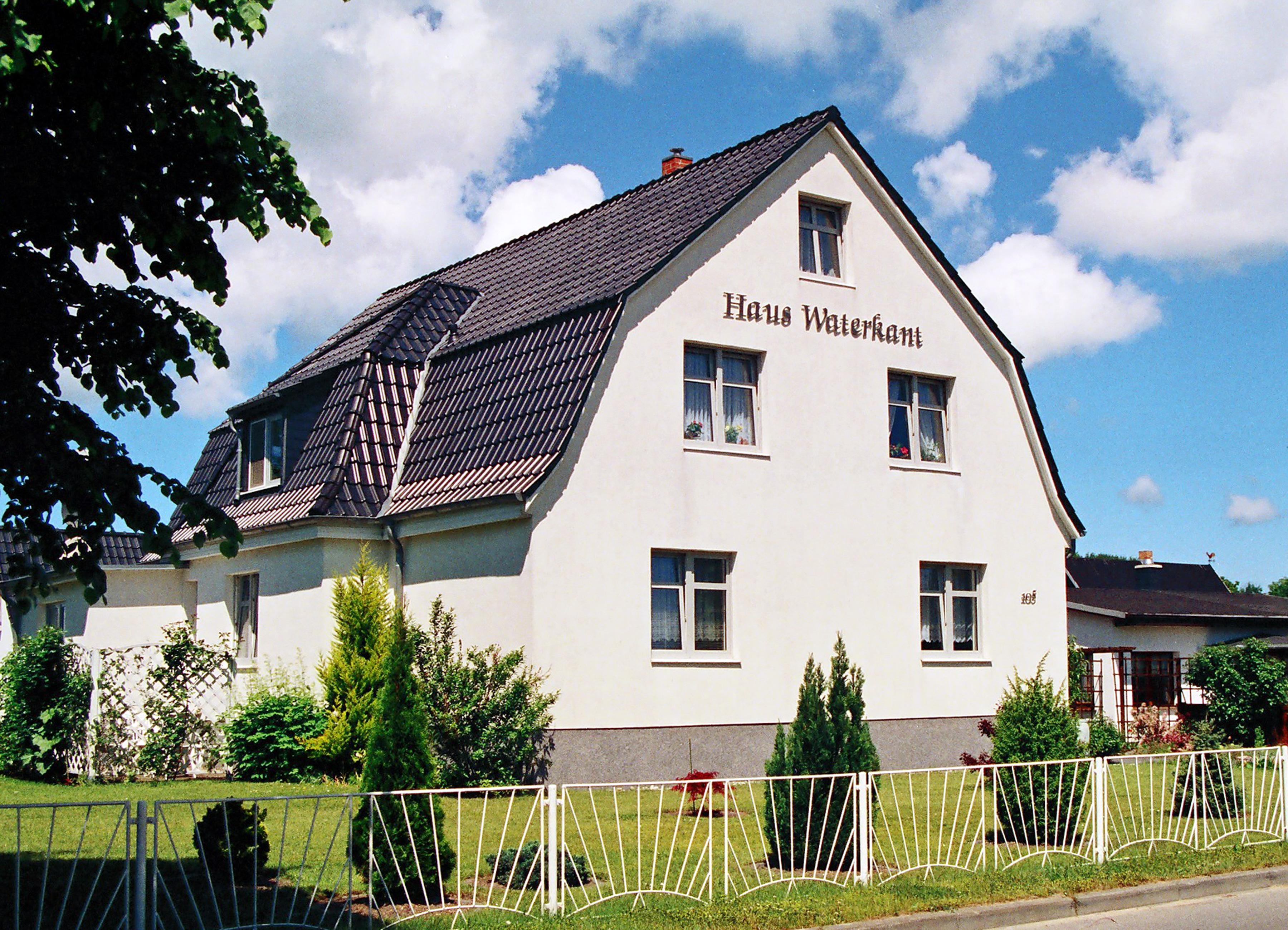 Ferienhaus in breege auf r gen for Haus ruegen